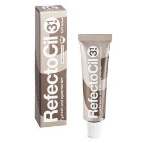 RefectoCil Eyelash & Eyebrow Tint No.3.1 Light Brown 15ml