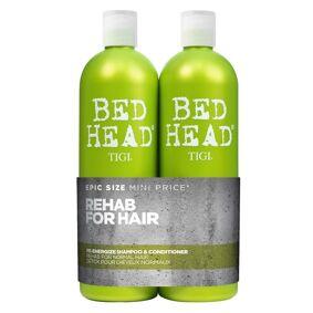 Tigi Urban Antidotes Re-Energize Shampoo & Conditioner 2 x 750ml