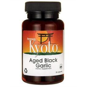 Swanson - Kyoto Aged Black Garlic - 30 caps