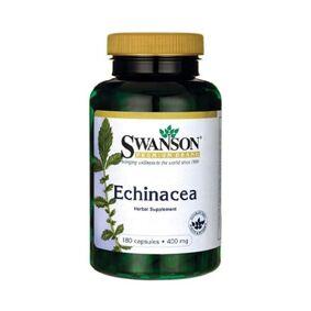 Swanson - Echinacea - 400mg - 180caps