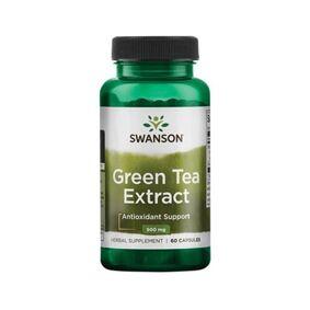 Swanson - Green Tea Extract - 500mg - 60caps