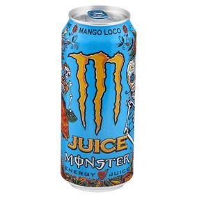 Monster Energy Monster Mango Loco 500ml