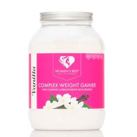 Women's Best Complex Weight Gainer