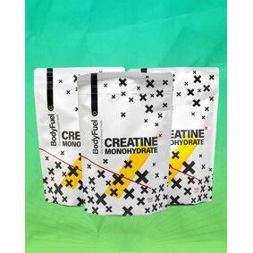BodyFuel Creatine Monohydrate 3x500g - PAKKETILBUD!