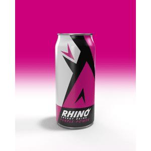 RHINO ENERGY 500ml - Purple Power