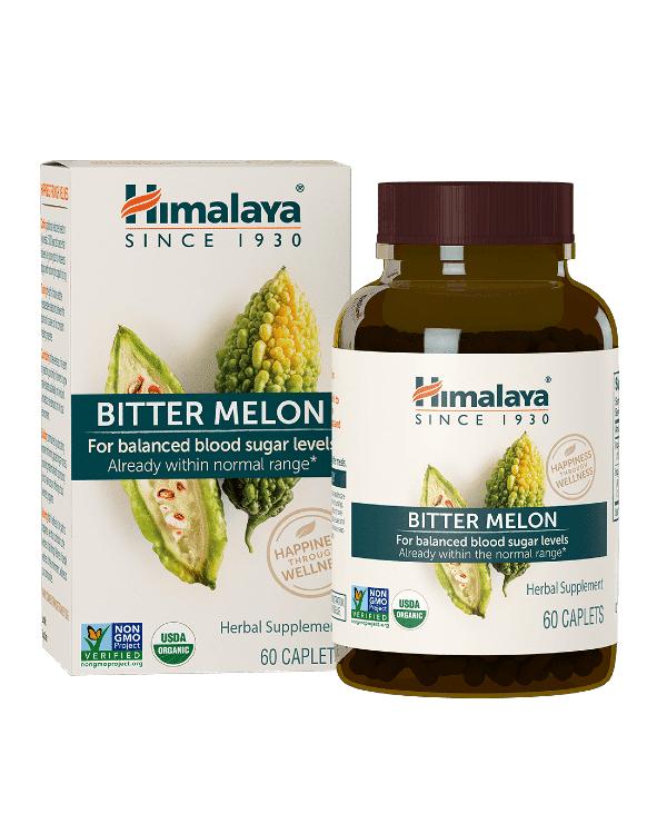 Himalaya Bitter Melon (Karela) - 60 caps