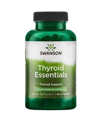 Swanson - Thyroid Essentials - 90 caps