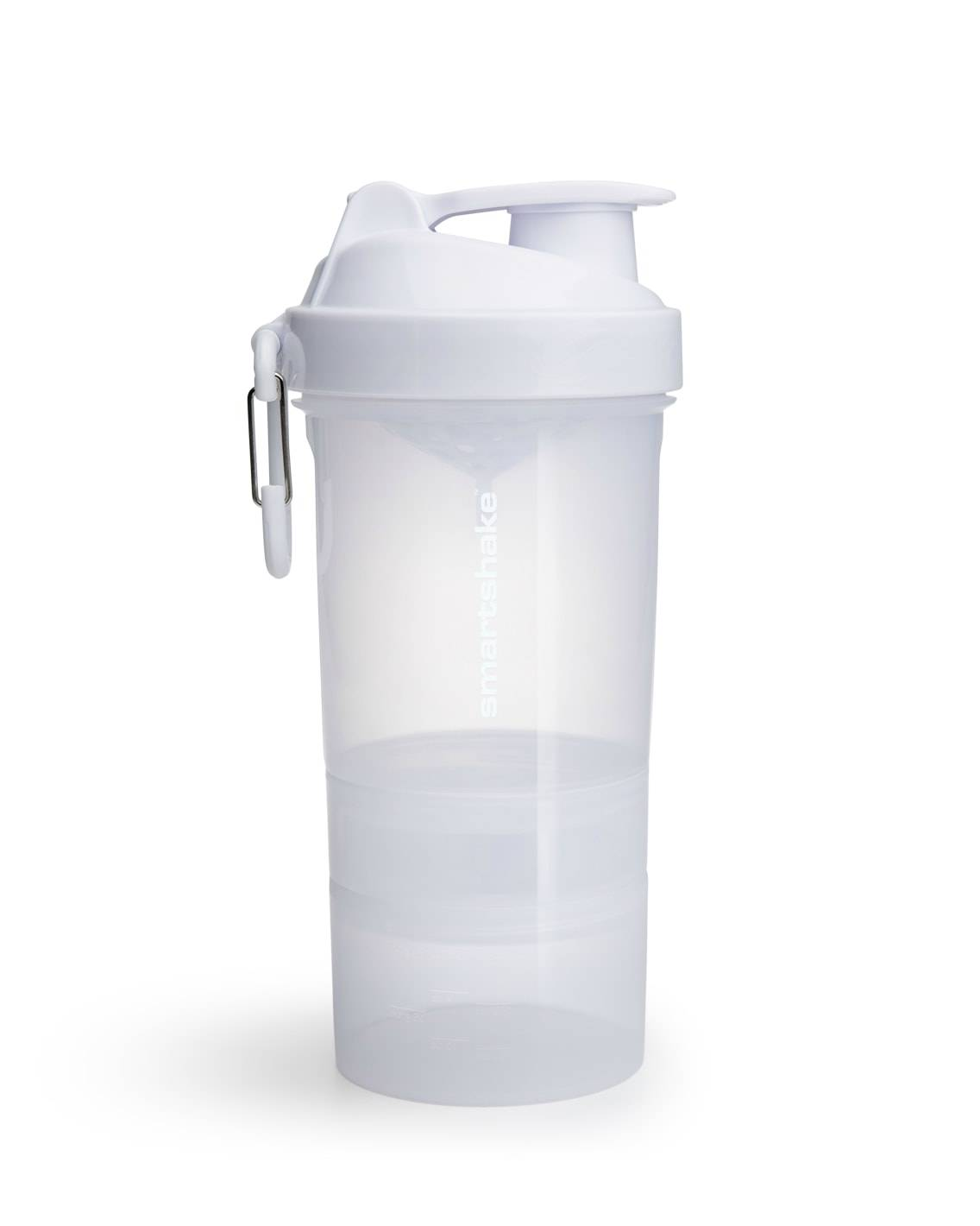 SmartShake Original2Go - Pure White 600ml