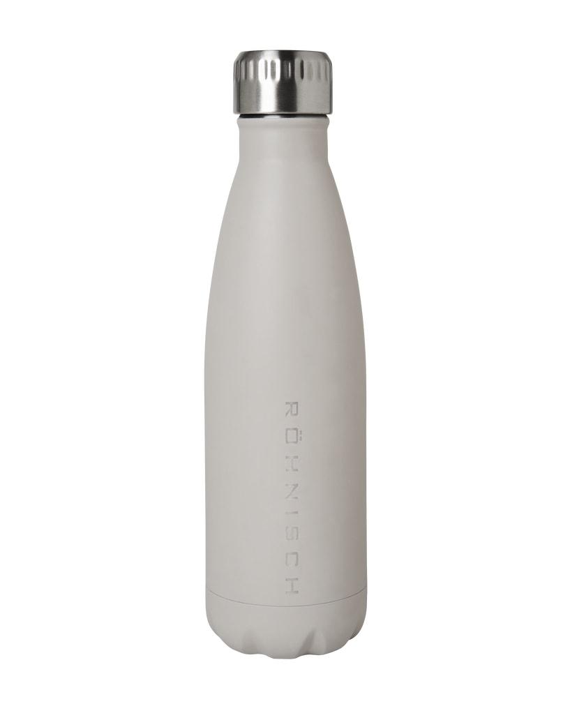 Röhnisch Metal Water Bottle Oyster Gray