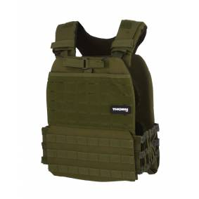 Thorn+Fit Thornfit Tactical Weight Vest Army Green 9,3 kg GRN