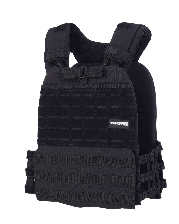 Thorn+Fit Thornfit Tactical Weight Vest Black 9,3 kg BLK