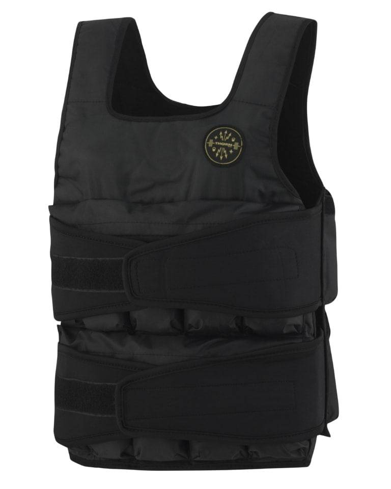 Thorn+Fit Thornfit Weighted Vest 10 kg BLK