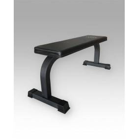 LEVITY Premium Fitness Flat Bench