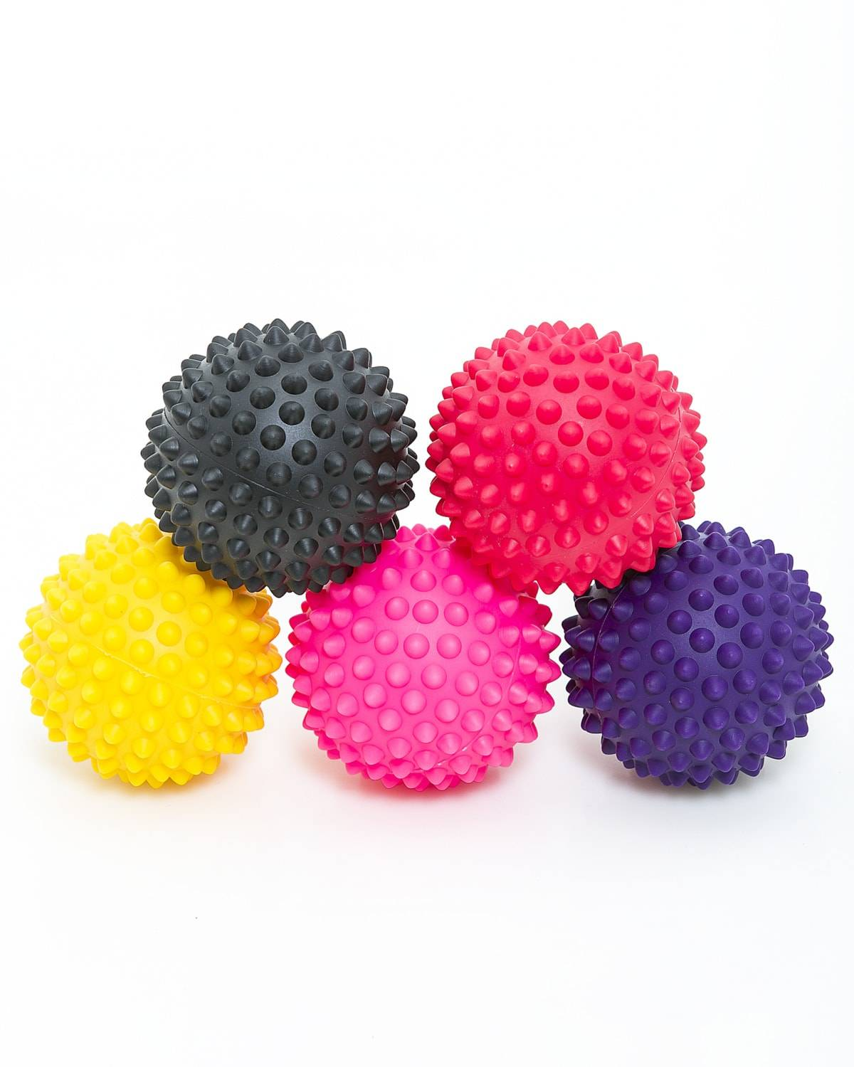 LEVITY Premium Fitness - Spiky Trigger Ball