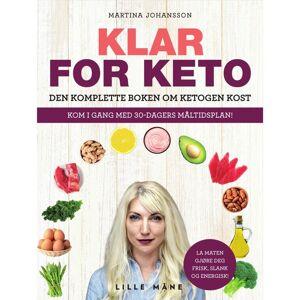 Forlaget Lille Måne Klar For Keto - Den Komplette Boken Om Ketogen Kost