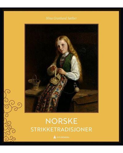 Gyldendal Norske strikketradisjoner