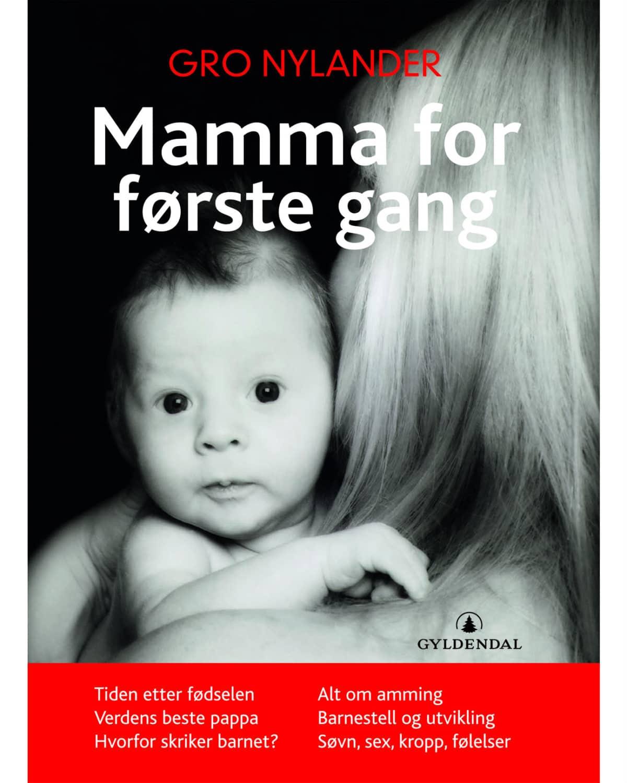 Gyldendal Mamma For Første Gang