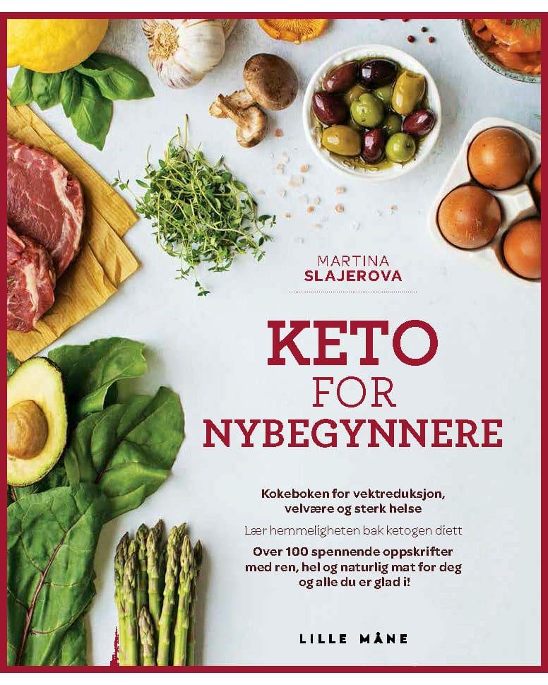 Forlaget Lille Måne Keto For Nybegynnere