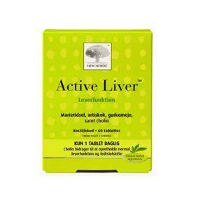 Vitalkost New Nordic Active Liver - 60 tabl.