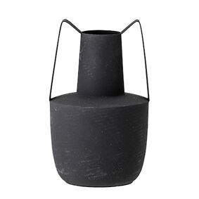 Bloomingville Vase Svart Metall