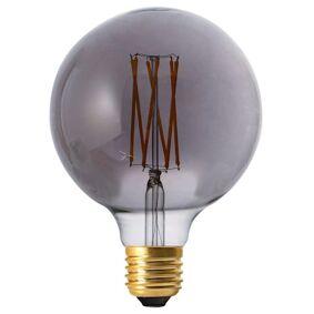 PR Home Elect LED Filament Globe Smoke 125mm