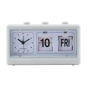 House Doctor Retro klokke - grå