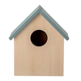 Bloomingville Fuglehus oppbevaringseske Grå