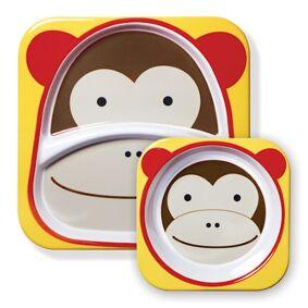 Skip Hop Zoo Tallerkener Ape