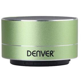 Denver Bluetooth-høyttaler Grønn