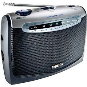 Philips Fashion Portabel radio analog AE2160