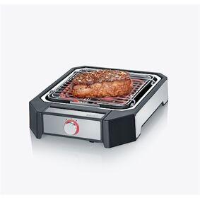Severin 500 graders Elgrill Steakboard