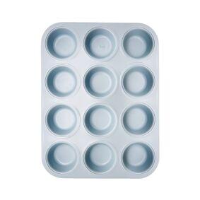 IMK InMyKitchen Muffinsform Non-stick 12 stk. Blå