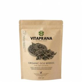 Vitaprana Organic Goji Berries, 250g