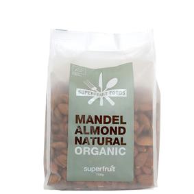 Superfruit Foods Mandler Øko, 750 g