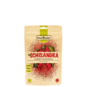 Rawpowder Økologisk Schisandrapulver, 125 g