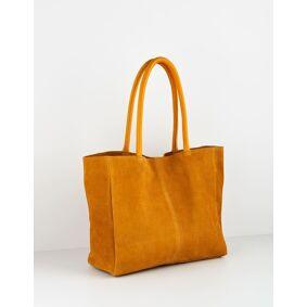 Indiska Suede handbag