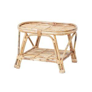Indiska Rattan table