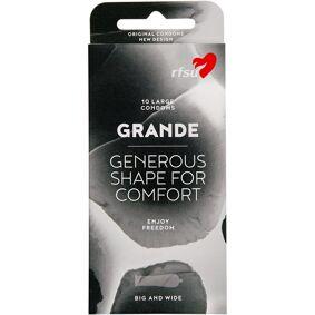 RFSU Grande Big & Wide,  RFSU Kondomer