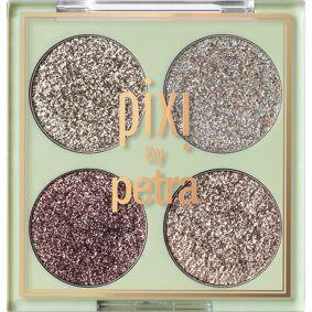 Pixi Glitter-y Eye Quad, 4 g Pixi Øynepaletter