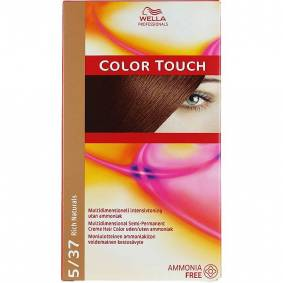 Wella Professionals Care Deep Browns Color Touch 7/7,  Wella Brun hårfarge