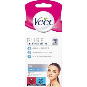 Veet Essential Inspiration Strips Face,  Veet Voks & Gel
