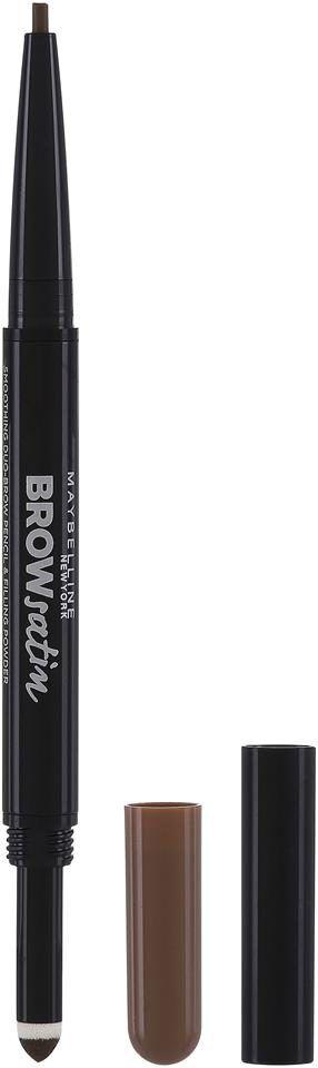 Maybelline Brow Satin Duo Pencil Dark Blonde