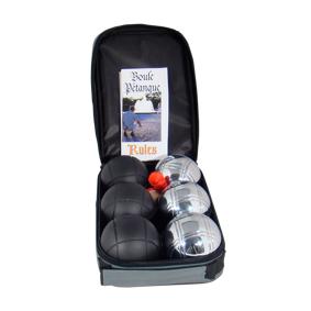 Sunsport Boule Provence 6 boule in nylon bag