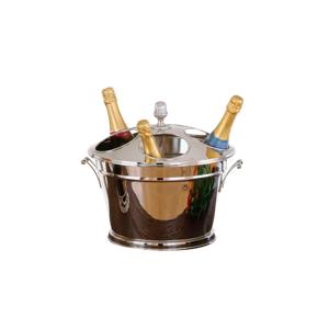 AG Home & Light Champagnekjøler Shiny. 5 flasker