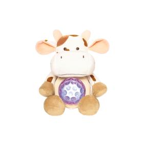 Teddykompaniet Diinglisar Nattlampe Ku 23 cm