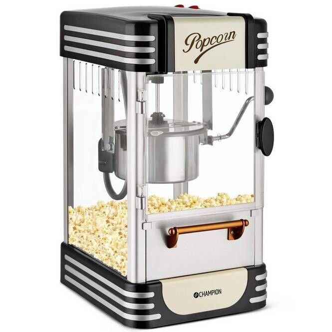 Champion Popcornmaskin Retro Svart