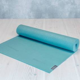 Yogiraj Allround yogamatte 4mm Grønn