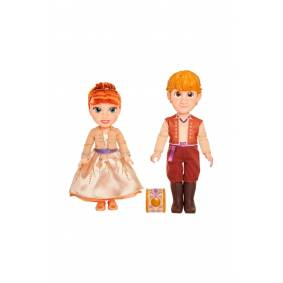 Jakks pacific Frozen 2 Doll Anna and Kristoffer