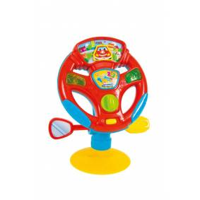 Clementoni Activity Steering Wheel