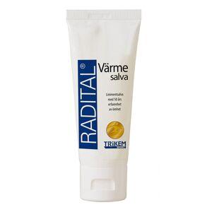 Trikem Radital Varmesalve, 75 ml